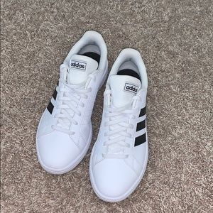 Adidas - Black and White